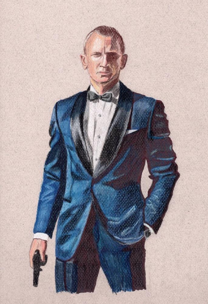 Daniel Craig por davido53